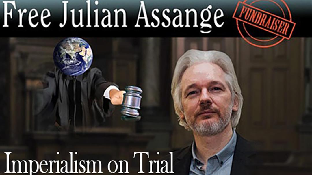 Imperialism on Trial: Free Julian Assange