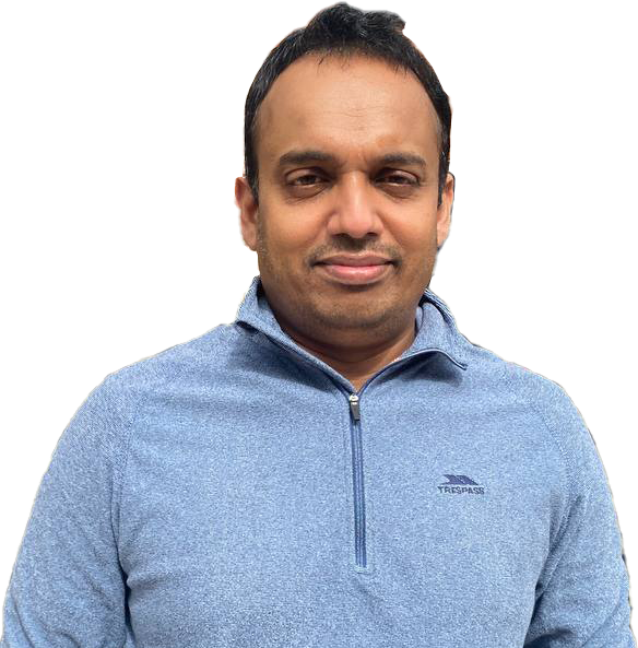 Venura Illangamudalige, Workers Party candidate for Camberley West